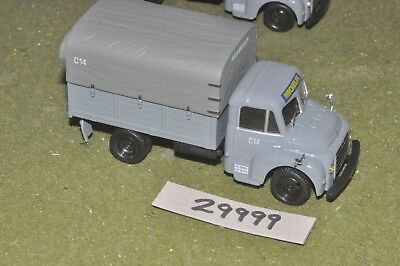 28mm WW2 / german - opel blitz truck (as photo) - vehicles (29999)