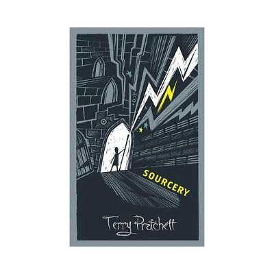 Sourcery by Terry Pratchett (author)