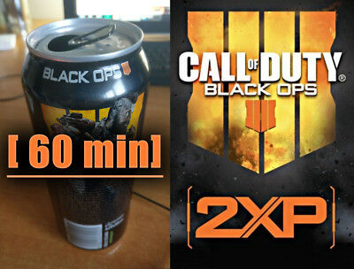 Call of Duty Black Ops 4 - DOUBLE XP BOOST token 2XP/60min/1hour