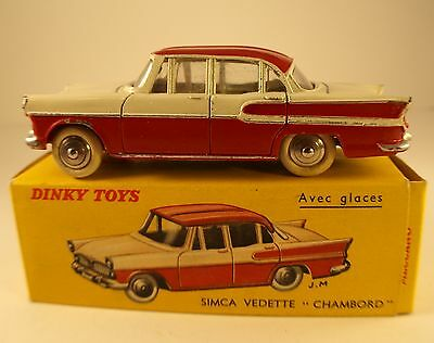 Dinky Toys F 24 K Simca Vedette Chambord in Ovp