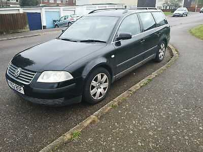 2001 Passat 1.9 TDI sport estate with 6 speed box - Good runner - NO RESERVE