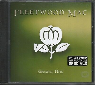 Fleetwood Mac - Greatest Hits - CD 1988 - Early Press CD - Made in Germany -