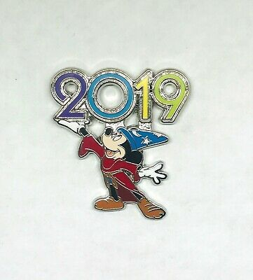 Disney Parks Mystery Collection 2019 Disney Characters Sorcerer Mickey Pin