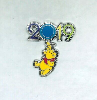 Disney Parks Mystery Collection 2019 Disney Characters Winnie the Pooh Pin