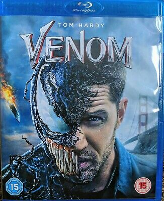 Venom (2018) Blu-ray - as new!