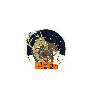 Disney Parks Mystery Collection BFFs Sven and Olaf Frozen Pin