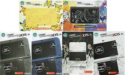 New Nintendo 3DS XL Console - Various colors available