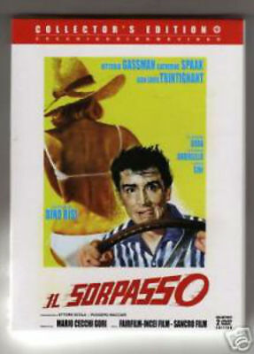 Il sorpasso (1962) Collector's Edition 2 DVD Digipack