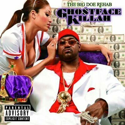 Audio Cd Ghostface - Big Doe Rehab Altro  - NUOVO