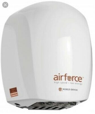 Warner Howard Airforce BC0323 Hand Dryer (White)brand New 5 Available