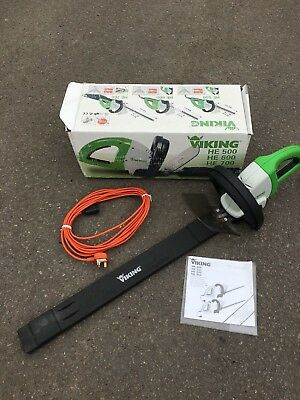 """Viking Stihl 600 HE Electric 24"""" Double Sided Hedge Trimmer"""