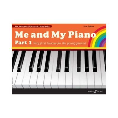 Me and My Piano Part 1 by Marion Harewood (author), Fanny Waterman (author)