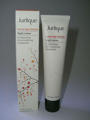 Jurlique Purely Age Defying Night Lotion 40ml Anti Ageing NEW IN BOX EXP SEP2019