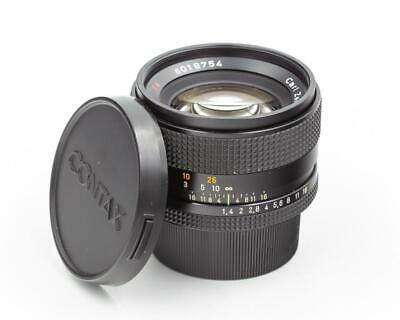 Carl Zeiss 50mm f/1.4 Planar T* for Contax Yashica C/Y Mount