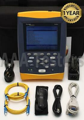 Fluke Networks OF-500 OFTM-5630 OptiFiber SM Fiber OTDR OFTM5630 OF500