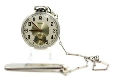 Provided American Waltham Sidewinder Antique Pocket Watch Grade 225 Modl 1894 Circa 1905 In Many Styles Pocket Watches