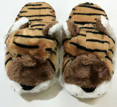 8b59209de5cd Women Men Boys Girls Soft Plush Fun Winter Animal Claw Paw Feet Indoor  Slippers.  5.89 Buy It Now 3d 8h. See Details. Womens Tiger Plush Brown  Black Animal ...
