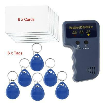 Professional Durable Handheld RFID 125KHz ID Parking Access Card Copier       BE