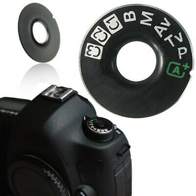 Camera Function Dial Mode Plate Interface Cap Kit For Canon EOS 5D Mark III 5D3