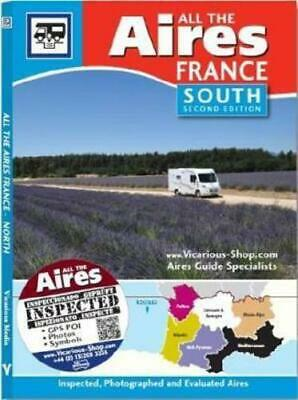 All the Aires France South, 2nd Edition by Vicarious Media Ltd (editor)