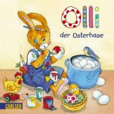 Olli, der Osterhase by Anna Taube 9783551167965 | Brand New | Free UK Shipping