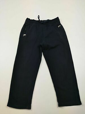 Kids Girls Designer Navy Blue Joggers Track Suit Bottoms 5 Yrs Years 5Y