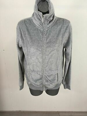 COLMAR Womens Cream /& Black Wool Hooded Ski Sweater Cardigan Ladies Medium BNWT