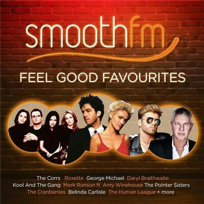 Smooth FM Feel Good Favourites Various Artists 2 CD NEW
