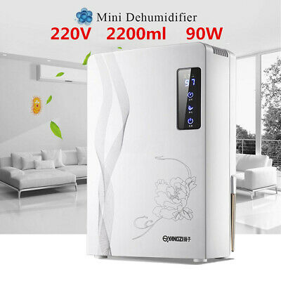 220V 2200ml Portable Home Office Air Dryer Electric Mini Desiccant