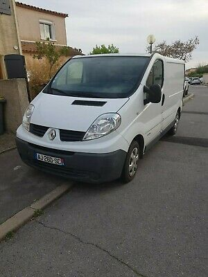 Renault trafic 2 DCI 115  2010