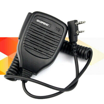 Two-way Portable Baofeng BF-S112 Hand microphone Walkie Talkie Handheld Speaker