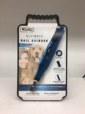 Wahl Professional Ultimate Nail Grinder High Power Quiet & Lightweight 58777