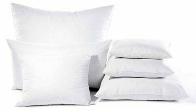 """DUCK FEATHER CUSHION PADS Inserts Inners Fillers SCATTERS Sizes From 16"""" to 24"""""""