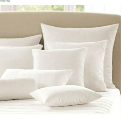 Duck Feather Cushion Pads Inserts Inners Fillers Scatters Various Sizes