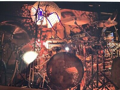 Autographe de Danny Carey TOOL - signed in person