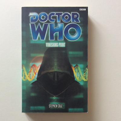 Doctor Who — BBC Eighth Doctor Adventures — Vanishing Point — Stephen Cole