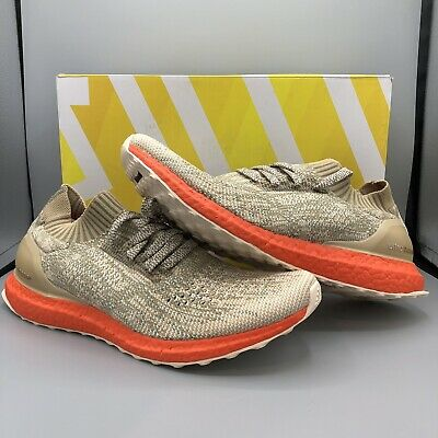 2e5c8250a Adidas Ultra Boost Uncaged LTD Trace Cargo Tan Khaki Size 10.5. S82064  Yeezy NMd