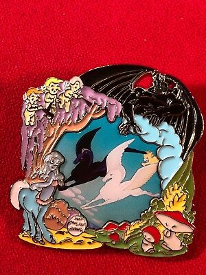 1 Disney pin 3D  Limited Edition Fantasia 5 of 6  as seen lot WHT