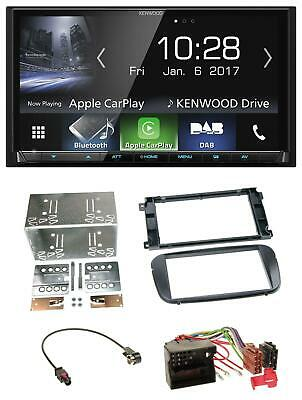 Kenwood Bluetooth DAB MP3 USB 2DIN Autoradio für Ford S-Max Mondeo ab 2007 Profi