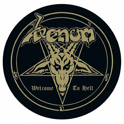 Venom Welcome To Hell [Picture Disc] New Vinyl