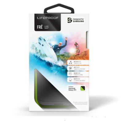 Authentic LifeProof Fre WaterProof Case For Samsung Galaxy S9 OR S9+ PLUS