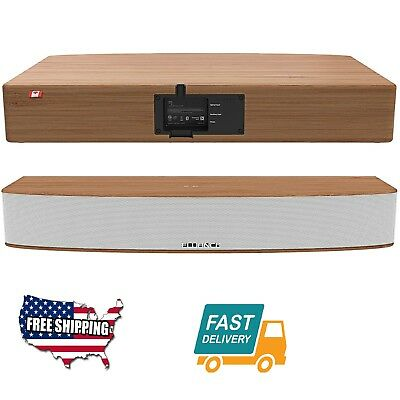 1 Pack Bluetooth  Soundbase Home Theater System 3D Music Surround Sound Bass