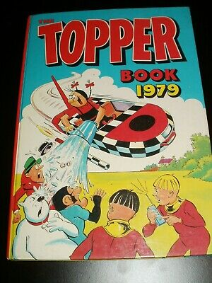 The Topper Book 1979 Very good condition.