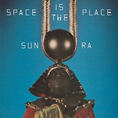 Sun Ra - Space Is the Place - NEW SEALED LP Ltd. Colored Vinyl - Jackpot Records