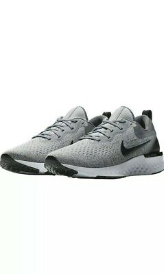 super popular 1ac53 b8713 New Nike Odyssey React Wolf Grey Black AO9819-003 Running Shoes Men s Size  12.5