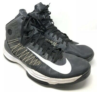 238dd546baf2 NIKE HYPERDUNK 524882 Mens Black White New! Big RARE Sizes 16 and up ...