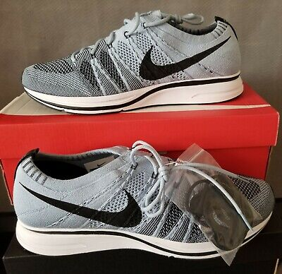 6f6ba671959d2 NEW AUTHENTIC NIKE Flyknit Trainer Cirrus Blue Men s Shoe Us 11.5 ...