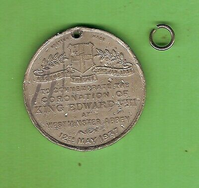 #C16.  1937  Coronation Medal  Of Edward Vii