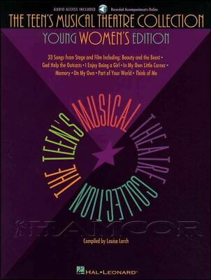 The Teens Musical Theatre Collection Young Womens Edition Book SAME DAY DISPATCH
