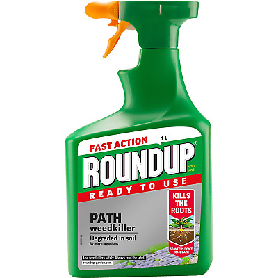 Roundup Path Weedkiller 1L